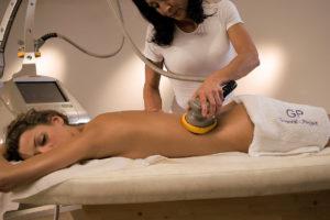MedSculpt Behandlung